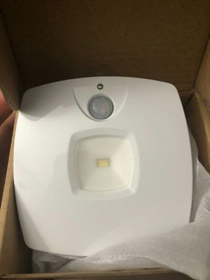 Brand new led puck light urge basics wireless motion sensor activated battery operated for Sale in Davie, FL