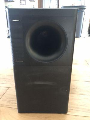Bose Surround Sound Subwoofer for Sale in South Jordan, UT