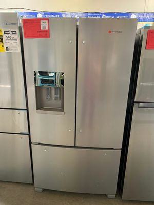 Brand New Whirlpool French Door Refrigerator 1 Year Manufacture Warranty Included for Sale in Chandler, AZ