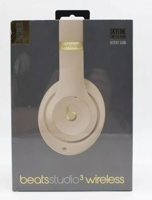 Beats by dre studio 3 wireless Skyline collectiom for Sale in Alexandria, VA