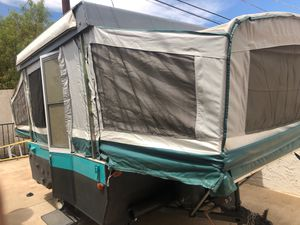 Pop up camper with ac for Sale in Glendale, AZ