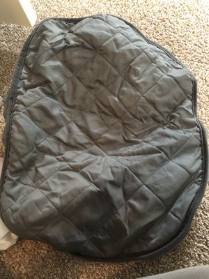 Caters lightweight car seat(carrier) cover for Sale in Atlanta, GA
