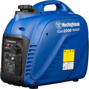 IGen2500 2500/2200 Watt Super Quiet Gas Inverter Generator with LED Display and Improved Fuel Efficiency for Sale in Spring Valley, CA