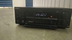 Sony Stereo Receiver STR-DA2ES for Sale in Baltimore, MD