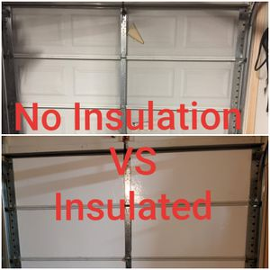 Are you ready for the cold??? Insulate your garage door now! for Sale in Waddell, AZ
