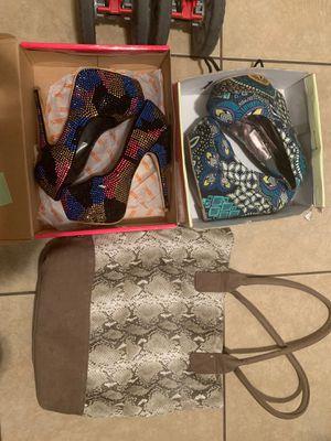 Women shoes/bag for Sale in Glendale, AZ