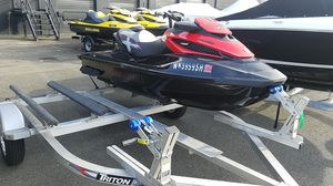 Sea doo RXT-X 260 with trailer for Sale in Tacoma, WA
