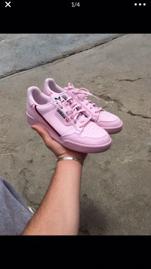 Pink Adidas Continental for Sale in South Gate, CA