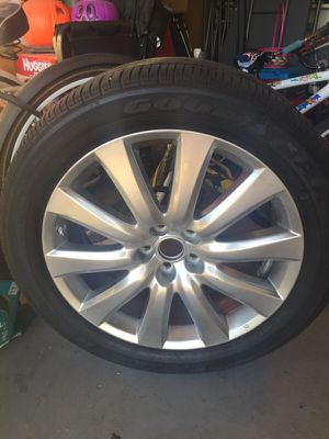 """20"""" Mazda Rim and tire ( only 1) for Sale in US"""