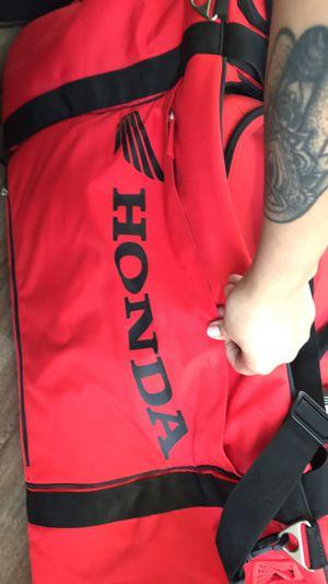 Children's Honda/Fox dirt bike riding gear for Sale in Colorado Springs, CO