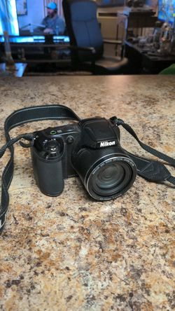 DIGITAL CAMERA Nikon Coolpix L340 100$ great Birthday gift for beginners!!! for Sale in Denver,  CO