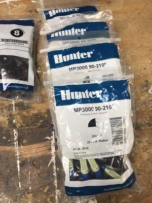 Hunter sprinkler accessories for Sale in Stevenson Ranch, CA