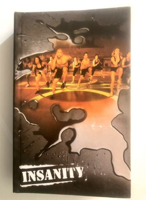 INSANITY DVD complete set for Sale in Miami Beach, FL