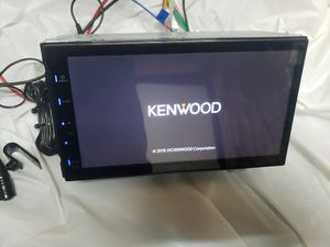 2019 KENWOOD DMX125BT for Sale in El Monte, CA