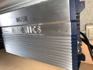 HIFONICS BRUTUS 2000 RMS for Sale in Los Angeles, CA