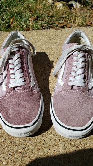 Pink/Purple Vans for Sale in Fort Worth, TX