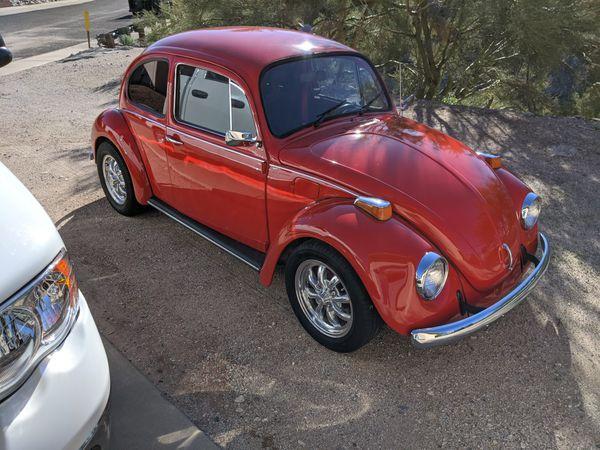 1973 Volkswagen bug standard