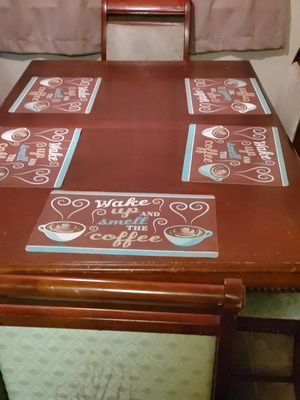 8 seater table for Sale in Modesto, CA