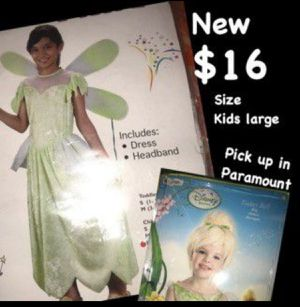 Tinkerbell costume for Sale in Paramount, CA