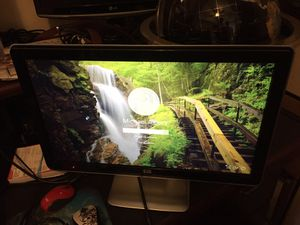 "HP 2009m 20"" LCD Widescreen Monitor for Sale in West Palm Beach, FL"