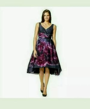 Lela Rose Floral Watercolor Dress Size 14 for Sale in Houston, TX