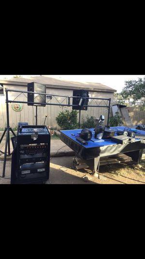 DJ SET for Sale in San Diego, CA