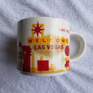 You are here Las Vegas Starbucks Mug for Sale, used for sale  Long Beach, CA