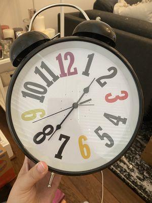 Multicolored Clock for Sale in College Park, MD