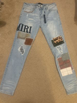 Amiri jeans size 36 for Sale in San Diego, CA