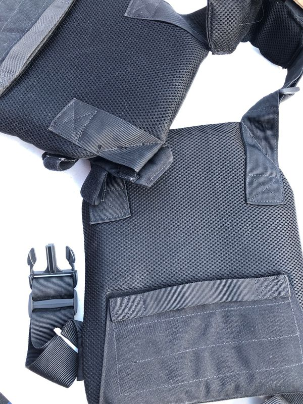 Safety Security Vest with work accessories