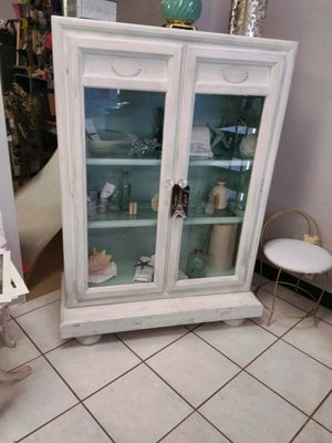 Beautiful bookcase / bathroom cabinet for Sale in Spring Hill, FL