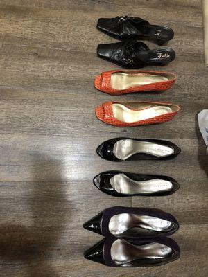 Women dress shoes for Sale in Warrenville, IL