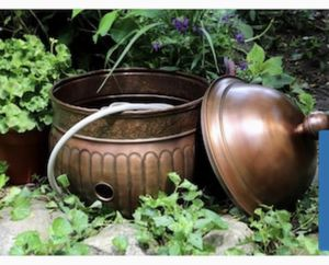 Copper hose pot with lid for Sale in Chicago, IL