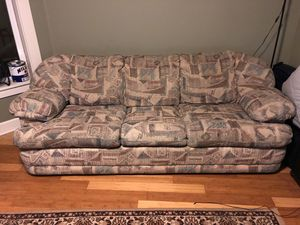 Big comfy couch for Sale in Portland, OR