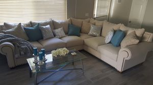 Custom made sectional, couch, sofa for Sale in Lebanon, TN
