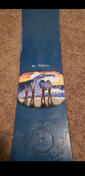 K2 Zeppelin Snowboard 156 for Sale in Ruston, WA