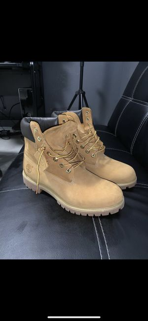 Timberland Boots Mint Condition for Sale in Tampa, FL