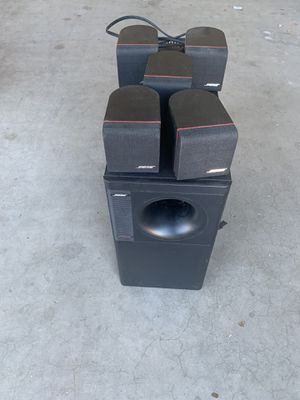 Bose lifestyle 5 speakers for Sale in Chandler, AZ