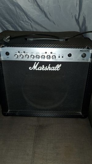 Marshall MG30CFX Guitar Amp for Sale in Los Angeles, CA