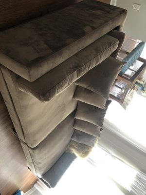 2 piece Moda Corner Sofa JULY MOVING SALE for Sale for sale  Atlanta, GA