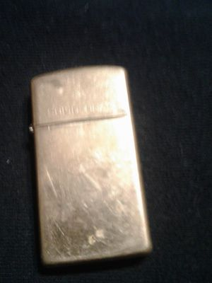 Zippo- 100% Authentic and Brand New never been used. Asking $40 for Sale in Mount Pleasant, PA
