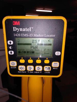 3m DYNATEL 1420 ID LOCATOR for Sale in Tucson, AZ