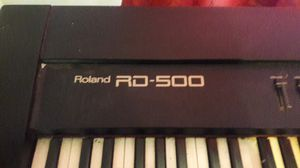 Keyboard Roland RD-500 LIKE NEW for Sale in Chicago, IL