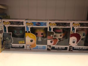 Alice in wonderland POP FIGURES for Sale in Laredo, TX