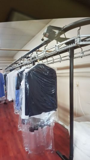 Dry cleaners store , rack , equipment ......... for Sale in Fullerton, CA