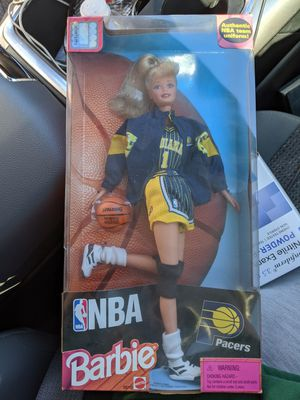 Barbie NBA Indiana Pacers for Sale in McKees Rocks, PA