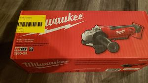 Milwaukee M18 cordless 4-1/2 Grinder. for Sale in Vancouver, WA