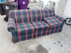 Free Sofa Bed for Sale in Long Beach, CA