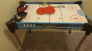 Kids air hockey, ping pong table for Sale in Goodyear, AZ