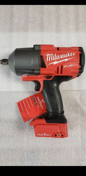 """Milwaukee M18 FUEL ONE-KEY 1/2"""" Impact Wrench with Friction Ring (Tool-Only) ***280 FIRM*** for Sale in Phoenix, AZ"""